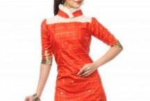 New Collection - Nesavaali / Nesavaali is the first and only Indian designer brand that offers 'Shift dresses' for women available at www.mydesignersales.com