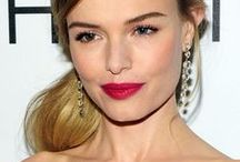 Kate Bosworth / model beauty makeup outfits style