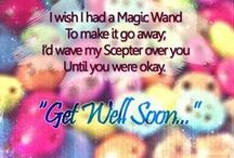 **Feel Better Please** / Welcome to Feel Better Please!! Pin your favorite get well, feel better greetings!! Please, no spam or inappropriate content!! Thanks for sharing your pins!!