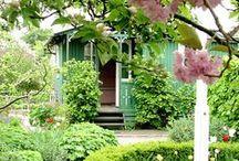 gorgeous gardens..