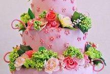 a fairytale of weddingcakes