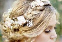 Wedding Beauty & Hair Styles
