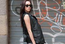 Collezione Dacute Donna PE 15 - SS 15 / Scopri la nuova collezione donna di abbigliamento in pelle firmata Dacute attraverso gli scatti tratti dal nostro shooting a Bologna!