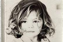 Porta Retrato / Um rosto, um olhar, diferenças, beleza, tristeza, alegrias... Interpretação.