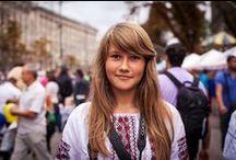 Slavic facial traits / Slavic facial traits