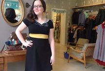 Playing Dress Up / Pics of our shopgirls in all kinds of lovely & fun shop pieces. Want one? Email us at info@workshopboutique.ca!