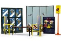 LOEWE MARQUETRY IN LEATHER / On the occasion of the 55th edition of Salone del Mobile in Milan, LOEWE presents Marquetry in Leather, a special furniture project conceived and directed by Jonathan Anderson.