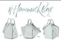 LOEWE HAMMOCK BAG / #HammockBag versatile personalities.  An innovative design of Loewe's new shape.