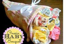diaper cake- z pieluszek