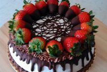 Dorty, koláče