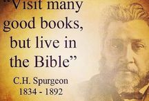 Books / Reading God's word is what is most important. Then find some good christian books to read. Fiction or Non-Fiction which ever you enjoy reading. Instead of turning on the tv filling your mind full the junk that comes on now days.