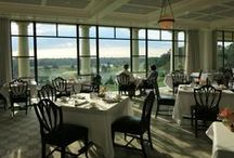 Restaurants at Keswick Hall / Keswick Hall is proud to offer a variety of exquisite dining experiences with friendly service in a relaxed and welcoming atmosphere, including our award-winning restaurant Fossett's.