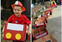 ( Kid Party ) / Explorer / Pirate / Fire Fighter / Super Hero / Athletes / Tales / Astronaut / Circus / Spy / Farm / Construction / by Surprize Us