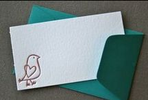 Paper Swoons / Ideas to send and receive joy in the mail
