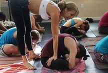 Yoga Teacher Training / Infinite Yoga offers certified 200-RYT and 500-RYT unique yoga teacher trainings with Dana Rae Paré. 10-20 days complete immersions in Summer and Winter. 2014 dates here: http://infiniteyoga.com/ / by Infinite Yoga