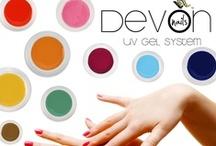 Devon Gel UV / DEVON NAILS - UV GEL COLOR 5 ML