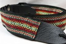 Guitar Straps / by PhatStraps Inc