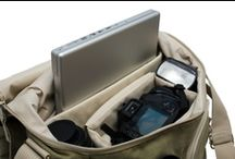 Camera Bag Essentials / by PhatStraps Inc