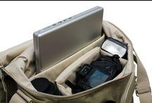 Camera Bag Essentials / by PhatStraps Inc