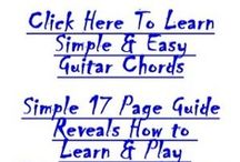 Guitar Playing Tips / by PhatStraps Inc