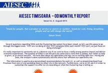 AIESEC / OD Report_August