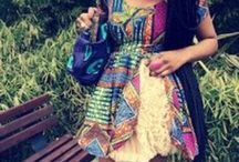 Fashion - African print / African