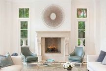 Modern Elegance / Elegant rooms with a modern touch.