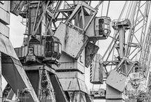 Black & White / Maritime Motive in Schwarz-Weiss (Fotograf: Ralph Kerpa)