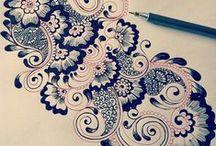 Zentangles/Doodles