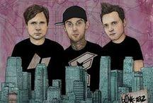Blink 182 / Neighborhoods