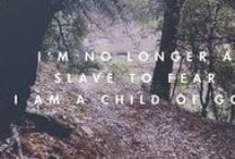saved. / Child of God.