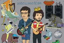 Flight Of The Conchords / Stick A Folk In You