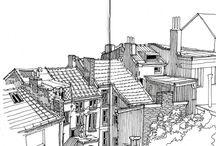 Urban sketches & more!