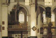 Churches - interior