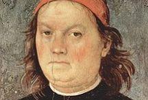 Pietro Perugino eigenlijke naam Pietro Vannucci (Città della Pieve, ca. 1450 – Fontignano, 1523)