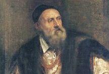 Titiaan /  (Pieve di Cadore, circa 1487 – Venetië, 27 augustus 1576), eigenlijk Tiziano Vecelli of Vecellio, was een van de belangrijkste kunstschilders van de hoogrenaissance.
