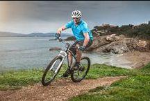 Nos vélos en action / Head Cycles en action