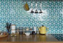 Tile Backsplash Inspiration