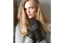 Exclusive leather gloves for women / Quality at your fingertips. Leather gloves for women.