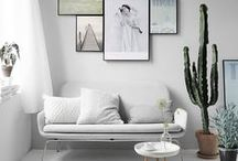 | living | / everything that belongs in the heart of the apartment or house and looks great, pieced together.