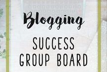 Blogging Success Group Board / Starting a blog and looking for some expert startup advice? This group board is perfect for anyone looking to learn more about increasing their blog traffic, Pinterest marketing and other strategies to improve their business. To join please 1) follow BOTH my main board and this group board and 2) email me at inspiringlife (at) optusnet (dot) com (dot) au to request an invite. Blogging topics only. Vertical pins, no duplicates and please repin. Maximum 3 pins daily.