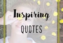 Inspiring Quotes / Inspirational and Motivational Quotes -  Personal Development - Life - Happiness - Success - Self Help - Learn From Your Mistakes and Live A More Inspiring Life Today