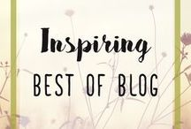 Best Of Blog / Looking for Inspiration, Motivation, Parenting, Self Help and Writing Tips? Then visit my blog INSPIRING LIFE BY FRANCES VIDAKOVIC for tools, books & articles on how to live a more inspiring life.