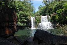 Klong Chao Waterfall / Impression of Klong Chao Waterfall @ Koh Kood (Thailand)