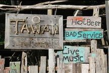 Tawan Eco Bar / Impression of Tawan Eco Bar @ Koh Kood (Thailand)