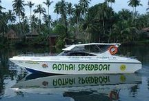 Ao Thai Speedboat / Impression of Ao Thai Speedboat @ Koh Kood (Thailand)