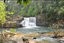 Klong Yai Kee Waterfall / Impression of Klong Yai Kee Waterfall @ Koh Kood (Thailand)