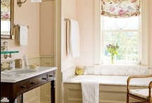 Bathrooms & Dressing Rooms / by Susan Selina