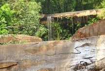 Huang Num Keaw Waterfall / Impression of The Secret Waterfall or Huang Num Keaw Waterfall @ Koh Kood (Thailand)