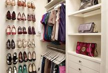 The VAULT | Dream Closets / I like my money right where I can see it... hanging in My Closet